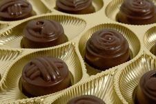 Free Box Of Chocolates Stock Images - 10097534