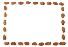 Free Almond Frame Stock Photo - 10098590