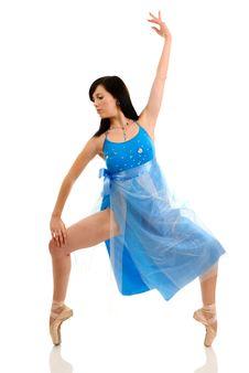Free Woman Dancing Stock Photo - 10099310