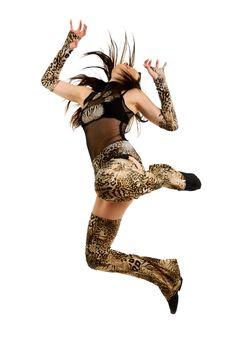 Free Woman Dancing Royalty Free Stock Photo - 10099545