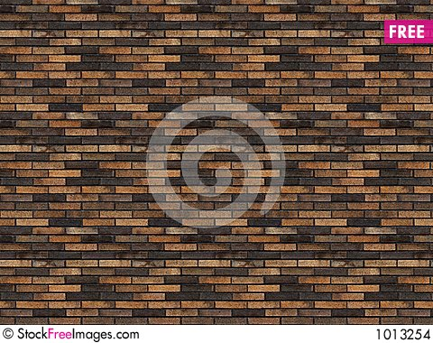 Free BRICKS TEXTURE Stock Images - 1013254