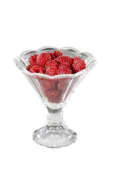 Free Strawberries In Glass Royalty Free Stock Photos - 1010058