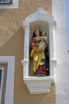 Free Mother Mary Stock Photography - 1010222