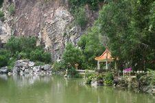 Free Chinese Pagodas Stock Photography - 1010742