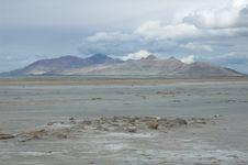 Free Big Salt Lake Stock Image - 1011201