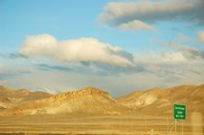 Free Nevada Stock Image - 1011271