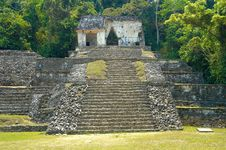 Free Palenque Royalty Free Stock Image - 1011836