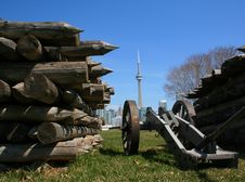 Free Old Fort York Stock Photography - 1012642