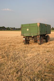 Free Farm Trailer Stock Photos - 1012743