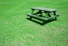 Free Park Bench Stock Images - 1013174