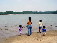 Free Family Fun Royalty Free Stock Photo - 1013245