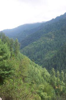 Scenic Mountains 2 Stock Photo