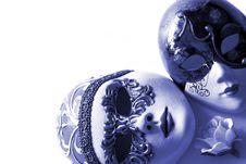 Free Venetian Face Mask Royalty Free Stock Photos - 1015798