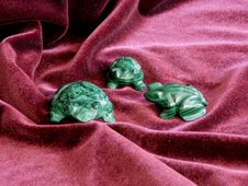 Free Still Life With Malachite 2 Royalty Free Stock Photos - 1015998