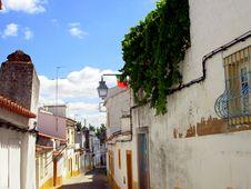 Free Street Of Évora Stock Photography - 1016152