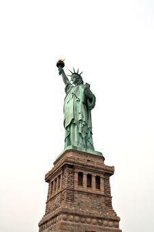 Free Lady Liberty Royalty Free Stock Photos - 1016858