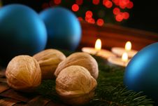 Free Holiday Snack Royalty Free Stock Images - 1017299