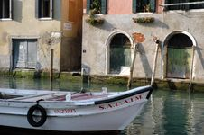Free Venice Canal Stock Images - 1017684