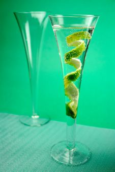 Free Champagne Drink Stock Photography - 1018232