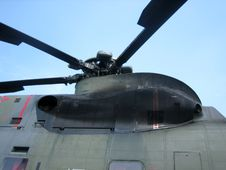 Free Military Helicopter Stock Image - 1019201