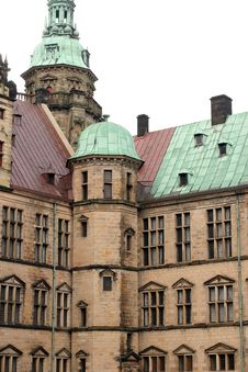 Free Kronborg Castel Stock Photography - 1019212