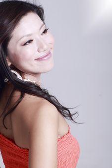 Free Beautiful Woman Royalty Free Stock Image - 10100326