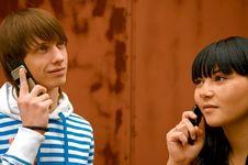 Free Phone Calling Stock Photos - 10101423