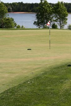 Free Golf Green Stock Photography - 10101572