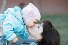 Free Kiss Royalty Free Stock Photo - 10101645