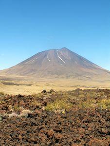 Free Volcano Stock Image - 10101661