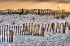 Free Early Morning Beach Royalty Free Stock Photos - 10102018