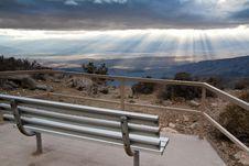 Free Sunset View Royalty Free Stock Image - 10104126