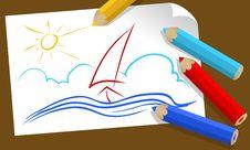 Free Drawing Stock Image - 10104391