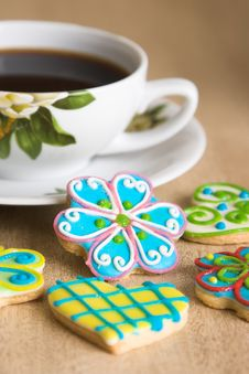 Free Cookies Royalty Free Stock Photos - 10104968