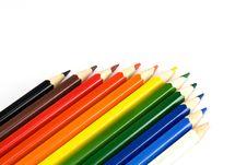 Free Pencils Stock Image - 10105101