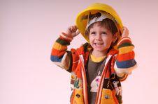 Free Small Engineer Stock Image - 10105121