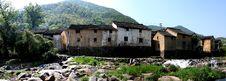 Free Beautiful Village In China Royalty Free Stock Photos - 10105728