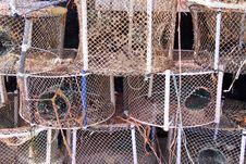 Free Fishing Nets Stock Image - 10106841