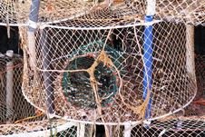 Free Fishing Net Royalty Free Stock Image - 10106966