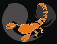 Free Scorpio 1 Royalty Free Stock Photo - 10107735
