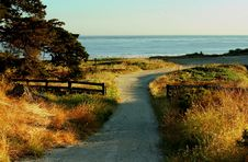 Free The Ocean Walk Stock Images - 10109474