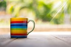 Free Yellow, Coffee Cup, Close Up, Cup Royalty Free Stock Image - 101010066