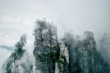 Free Fog, Mist, Tree, Sky Royalty Free Stock Photo - 101015905