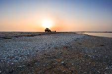 Free Sea, Horizon, Sky, Water Stock Image - 101016211