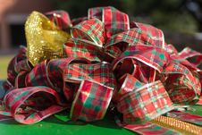 Free Gift, Christmas Decoration, Tartan, Tradition Royalty Free Stock Photos - 101016828