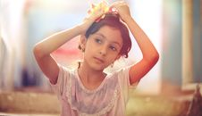 Free Hair, Pink, Skin, Beauty Royalty Free Stock Images - 101017389