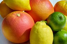 Free Fruit, Citrus, Produce, Lime Stock Images - 101027574