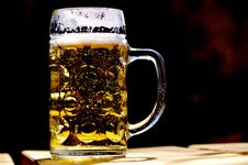 Free Beer Glass, Drink, Beer, Alcoholic Beverage Stock Photo - 101028490