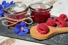 Free Fruit Preserve, Slatko, Berry, Raspberry Royalty Free Stock Images - 101028779