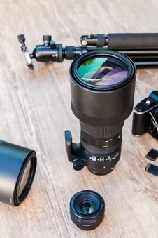 Free Camera Lens, Lens, Cameras & Optics, Camera Accessory Royalty Free Stock Photography - 101029477